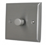 Spectrum Stainless Steel Dimmer Switches